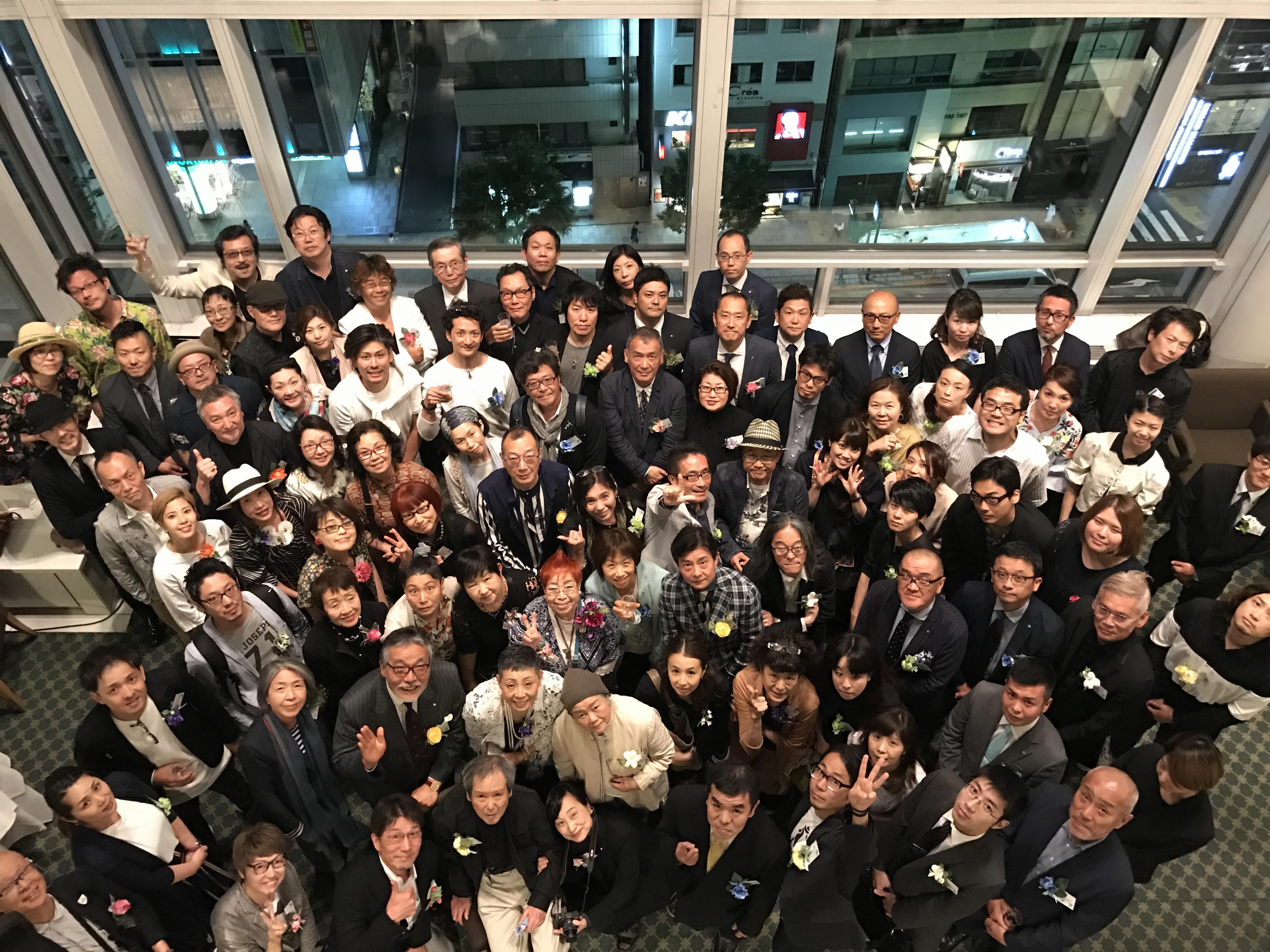 日本VMD協会創立30周年記念パーティー